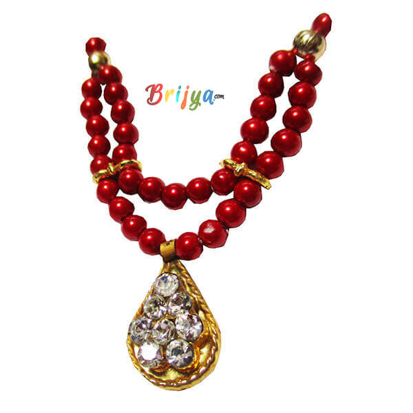 Beautiful-Red-Perl-Stone-Bal-Gopal-Mala