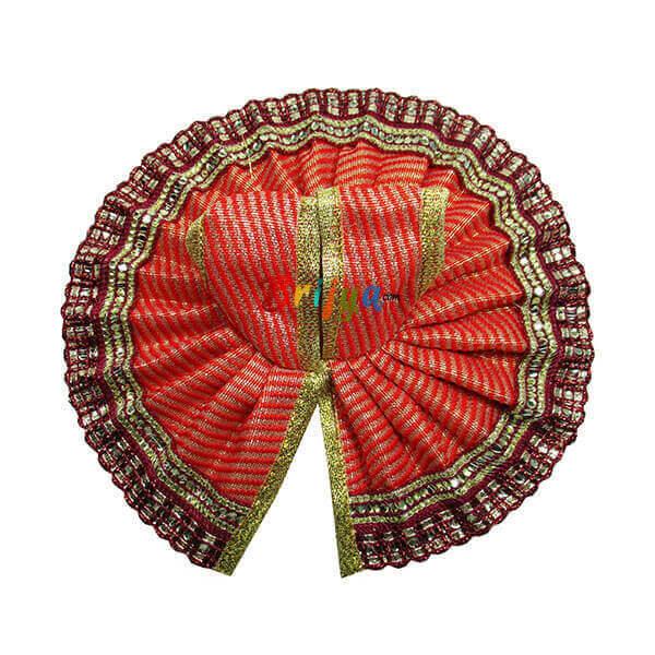Red-Fabric-Silk-Gota-Work-Gopal-Poshak
