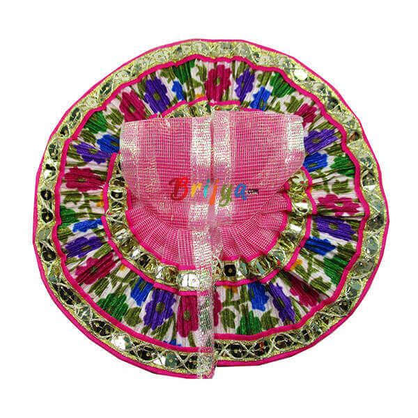 Pink-Net-Gota-Work-Bal-Gopal-Poshak-Dress