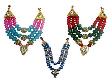 Laddu Gopal Krishna Mala Necklace