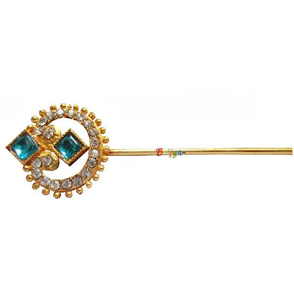KF5-Sky-Blue-White-Stone-Krishna-Bansuri