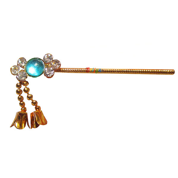 KF9-Beautiful-Sky-Blue-Stone-Krishna-Bansuri