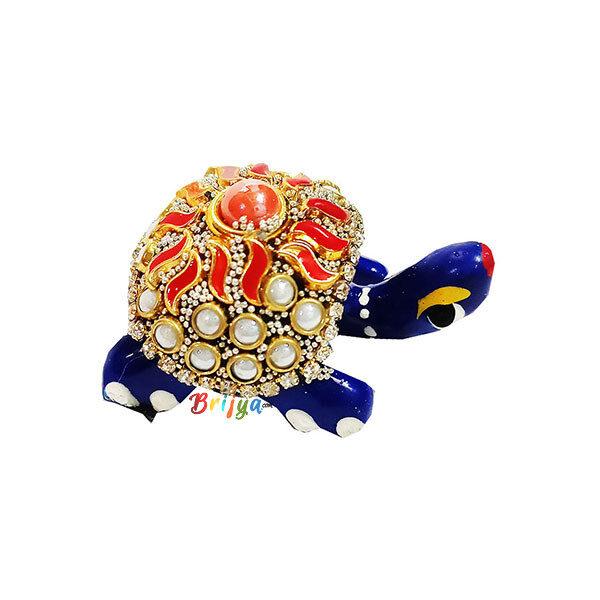 DP5-B Lucky Charm Tortoise For Laddu Gopal Ji