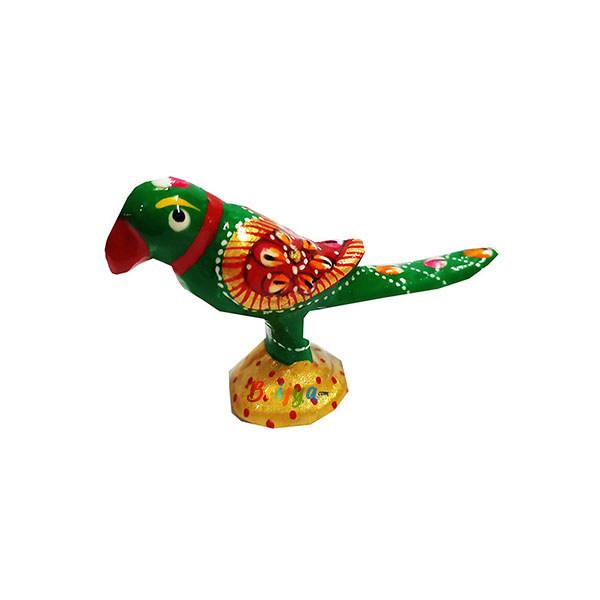 DP8-PE A Parrot Toy For Laddu Gopal Ji