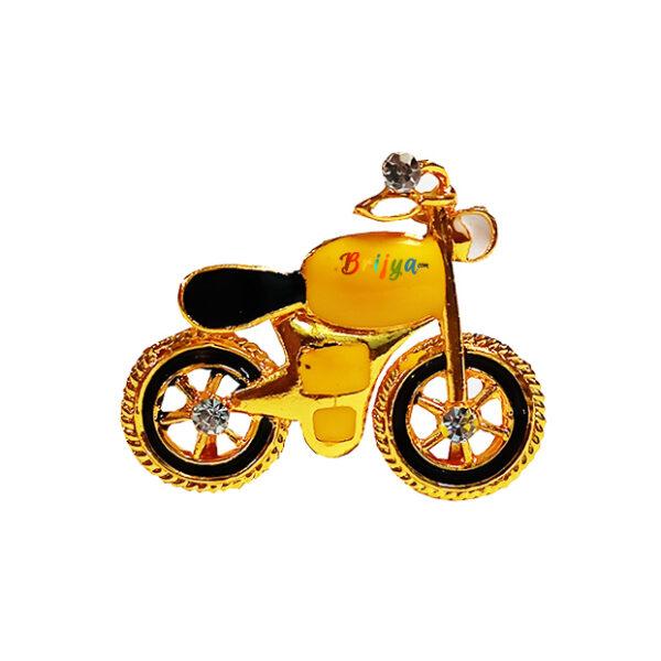 GT22-Y Yellow Bullet Toy For Laddu Gopal Ji